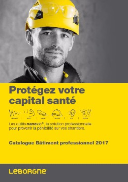 Construction for professionals catalogue 2017