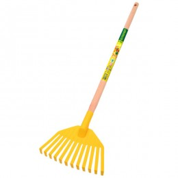 Lawn rake for children