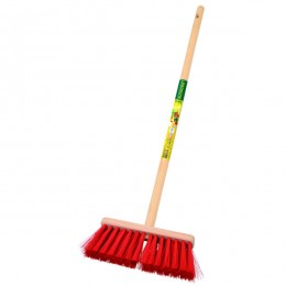 Plastic broom for children