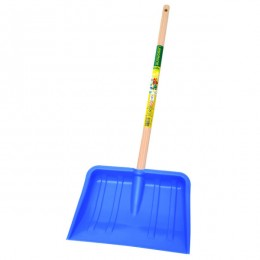 Plastic snow shovel for children