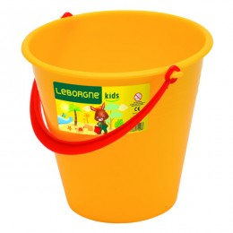 Plastic bucket for children